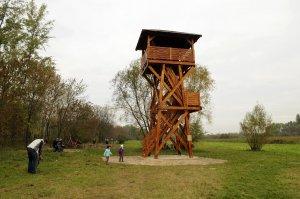 A mocsár új toronylese ősszel